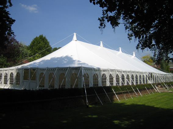 Peg and Pole Tents Supplier Botswana