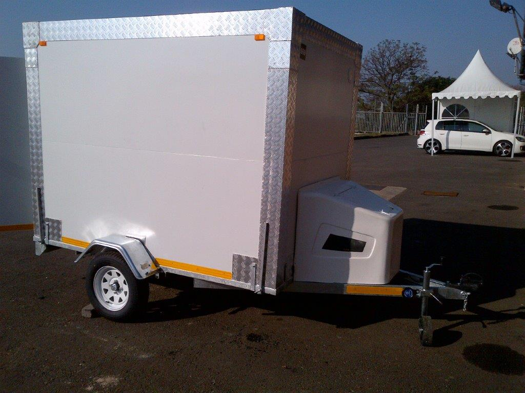 Mobile Chillers for Sale in Botswana