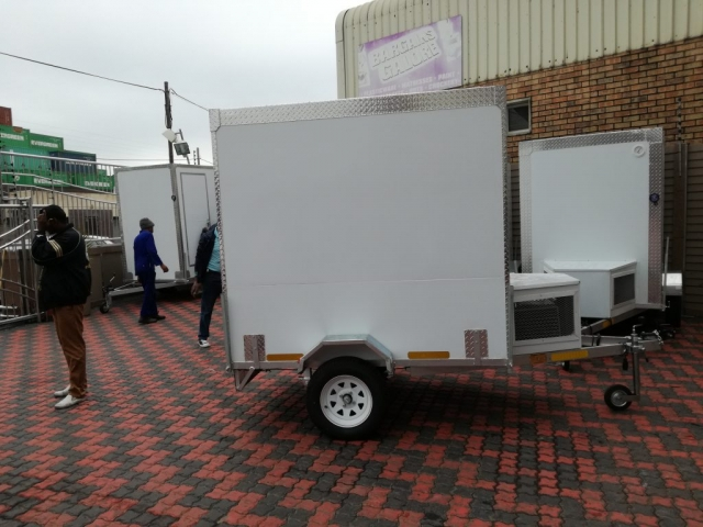 Mobile Chillers Manufactures Botswana