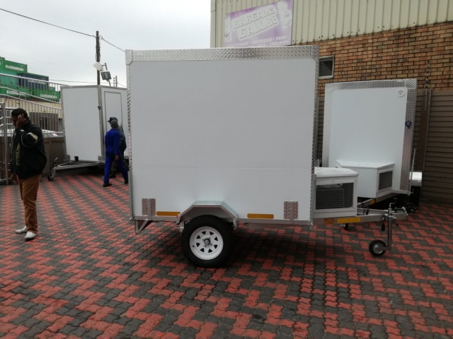 Mobile Chillers Supplier Botswana