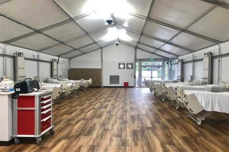 Medical Lab Tents for sale