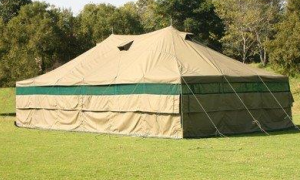 Hip Roof Mess Tents
